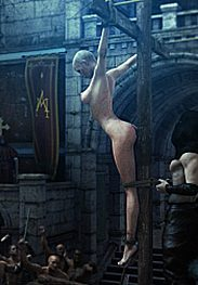 The Inquisition Part 12 - Even after 6 hours of torture, she couldn't believe this was happening by Agan Medon